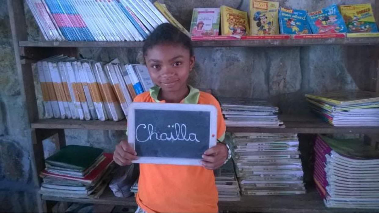 Chaïlla
