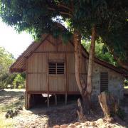 Le bungalow des bénévoles