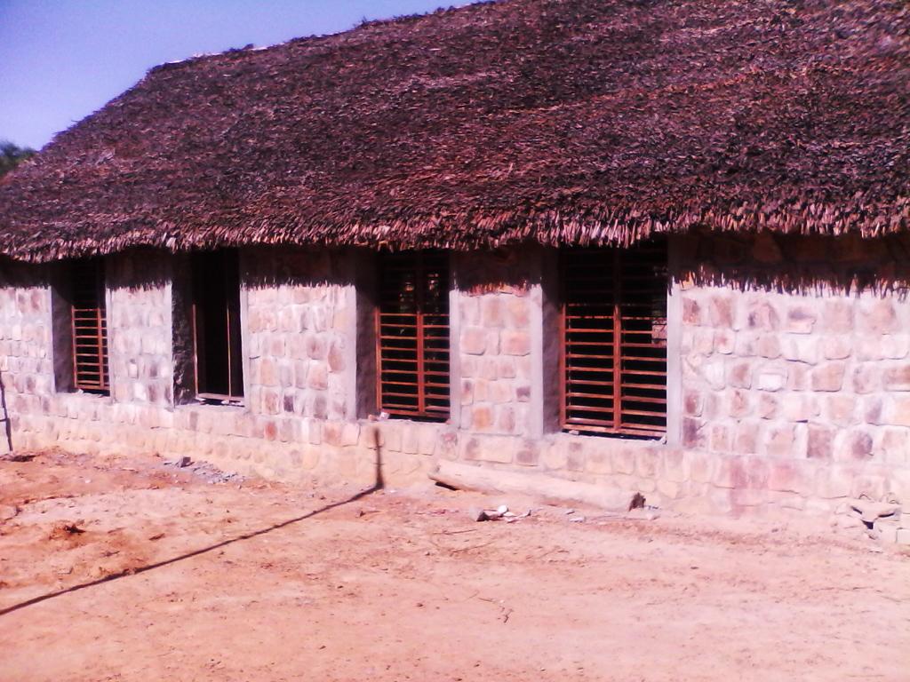 Construction du deuxième bâtiment